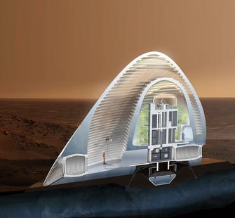 Mars Habitats