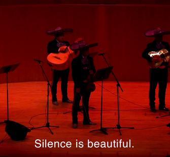 """""""Juan Jaula es John Cage"""""""