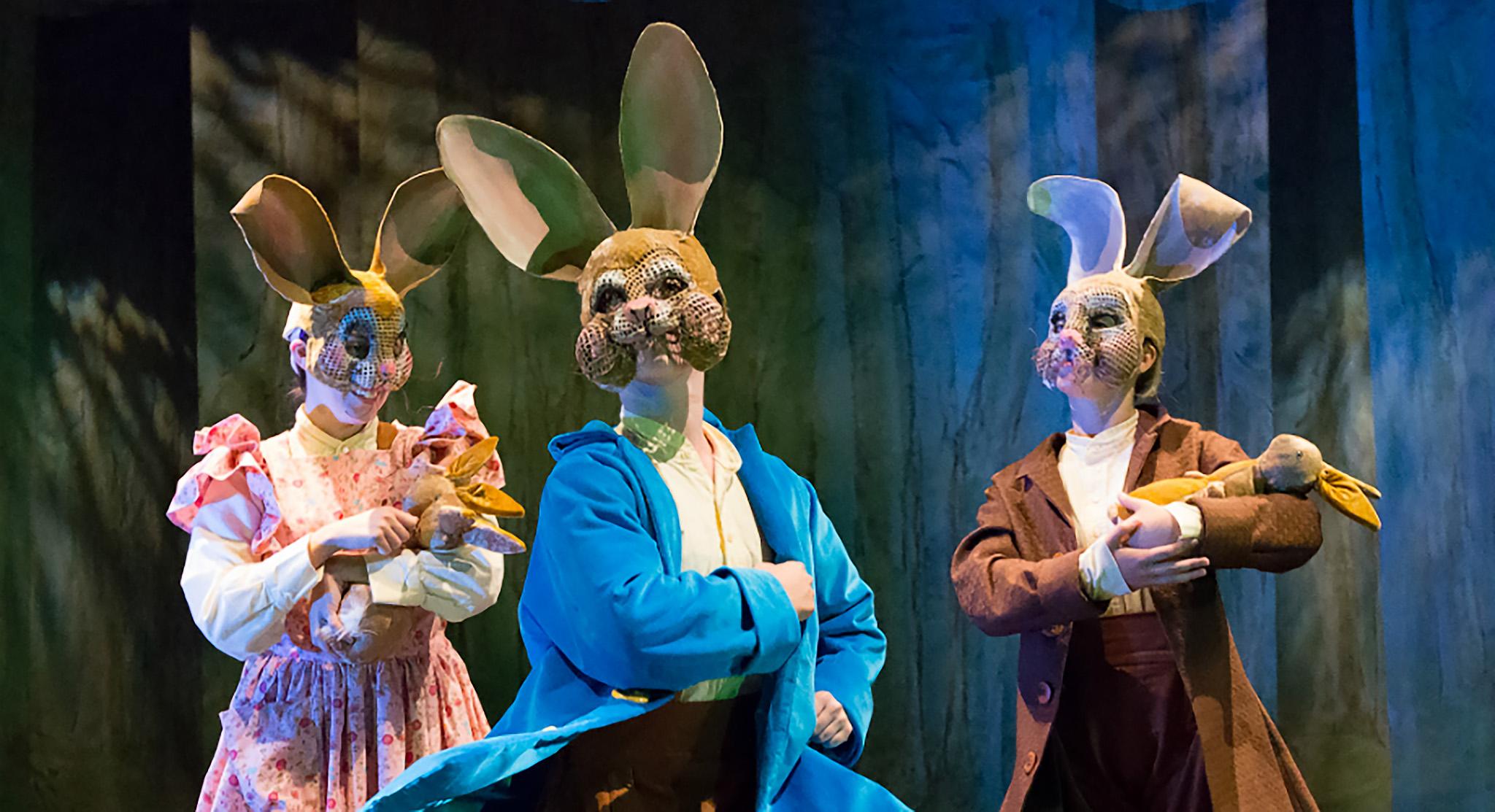 Montalvo Arts Center | Peter Rabbit Tales