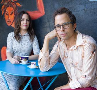 Jesse Harris & Petra Haden