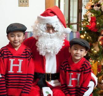Yuletide Children's Tea with Santa