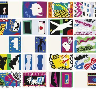 """Henri Matisse: """"Jazz"""" (1947)"""