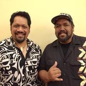 Nathan Aweau and Kawika Kahiapo