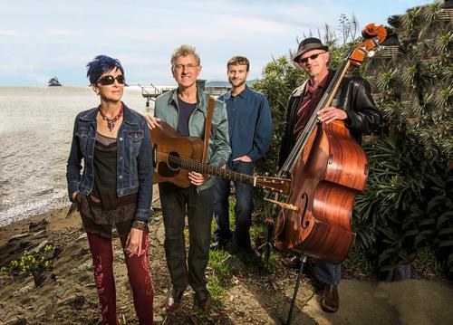 Nell Robinson & Jim Nunally Band