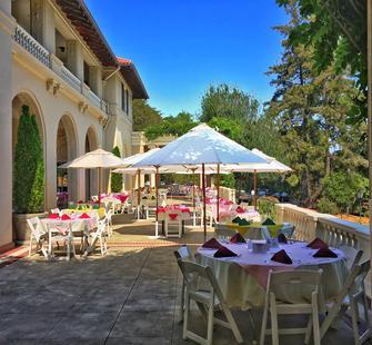 Summer Luncheons on the Veranda