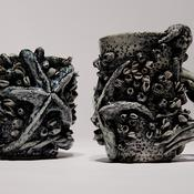 Hand Built Ceramics by Rachel M. Ashman