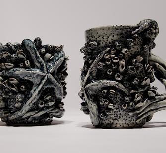 Hand Built Ceramics by Rachel M. Ashman