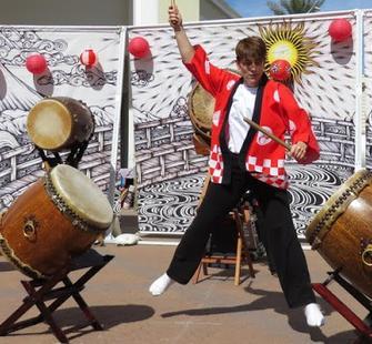 Montalvo Arts Center   Unlocking Learning through Drumming