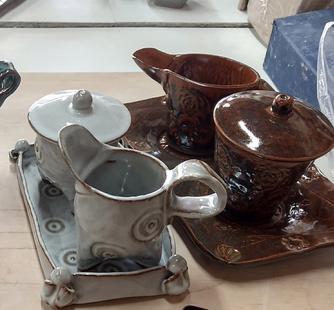 Ceramics: Hand Building