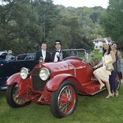 Vintage Fashion & Car Show