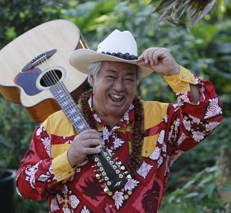 Masters of Hawaiian Music: George Kahumoku, Jr.