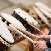 Rhythms of Japan: Taiko Drumming