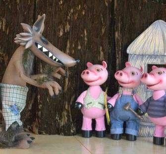 Fratello Marionettes: Carnival of the Animals
